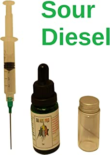 Sour Diesel Terpene Infused Liquidizer 15ml Mixing Kit 99% Pure Colorado Terpenes