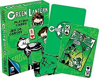 Aquarius DC Green Lantern Retro Playing Cards