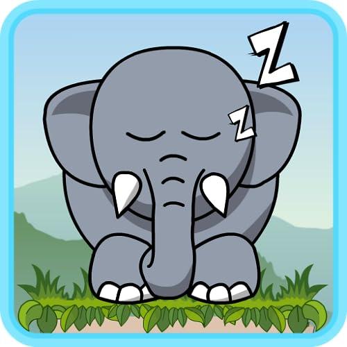 Snoring: Wake up Elephant