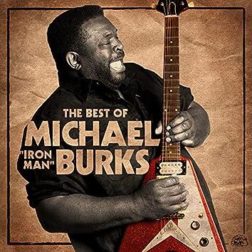 "The Best Of Michael \Iron Man\"" Burks"""