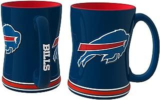 Buffalo Bills Coffee Mug - 15oz Sculpted