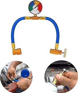 R12 R22 R134A R502 Juego de manómetros para reparación de