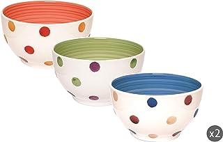 Ceramica Stoneware Excelsa Dolce Risveglio Scodella Grigia