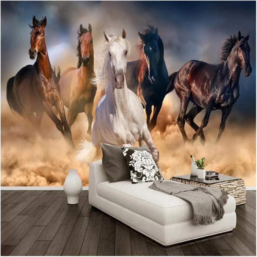 Horses animal wallpaper for walls