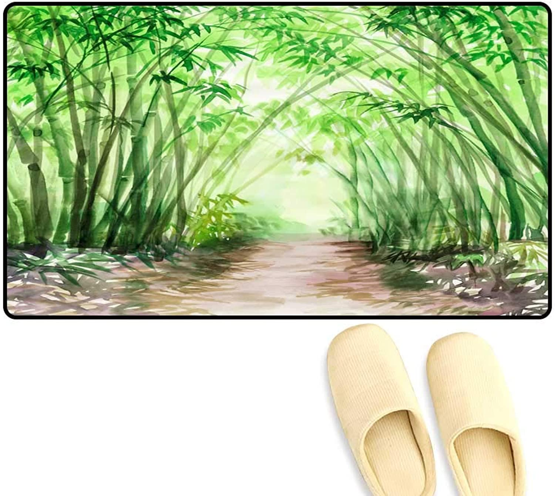 Door Mats for Inside Bamboo Forest