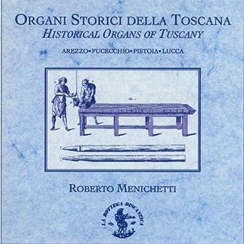 Historical Organs of Tuscany (Italy)