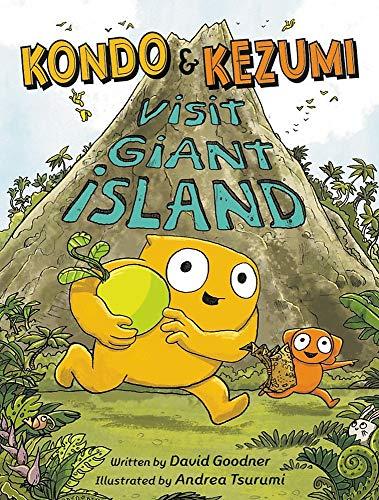 Kondo & Kezumi Visit Giant Island (Kondo & Kezumi, 1)