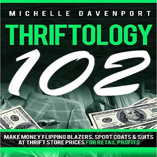 Thriftology 102 cover art