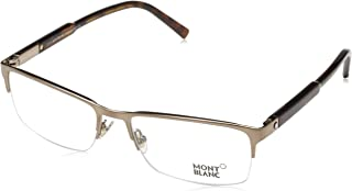 Mens Mont Blanc Men's Mb0636 56Mm Optical Frames