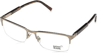 Mont Blanc Eyeglasses Frames