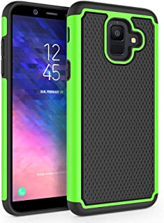 Galaxy A6 Case, SYONER [Shockproof] Defender Protective Phone Case Cover for Samsung Galaxy A6 (5.6