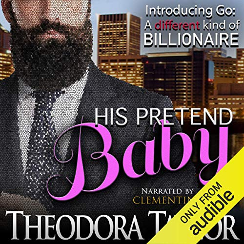 His Pretend Baby  By  cover art
