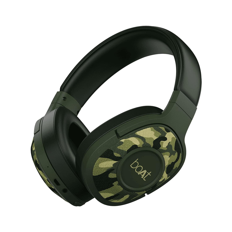boAt Rockerz 550 Over-Ear Headphone