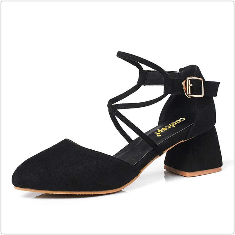 Women High Heel Sandals Ankle Strap Platfrom Spike Heel Summer shoes Footwears