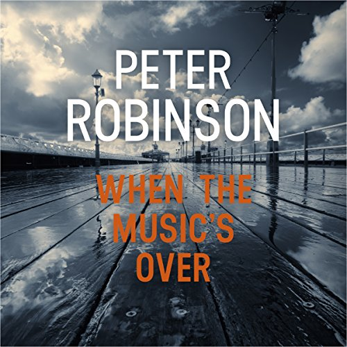 When the Music's Over audiobook cover art