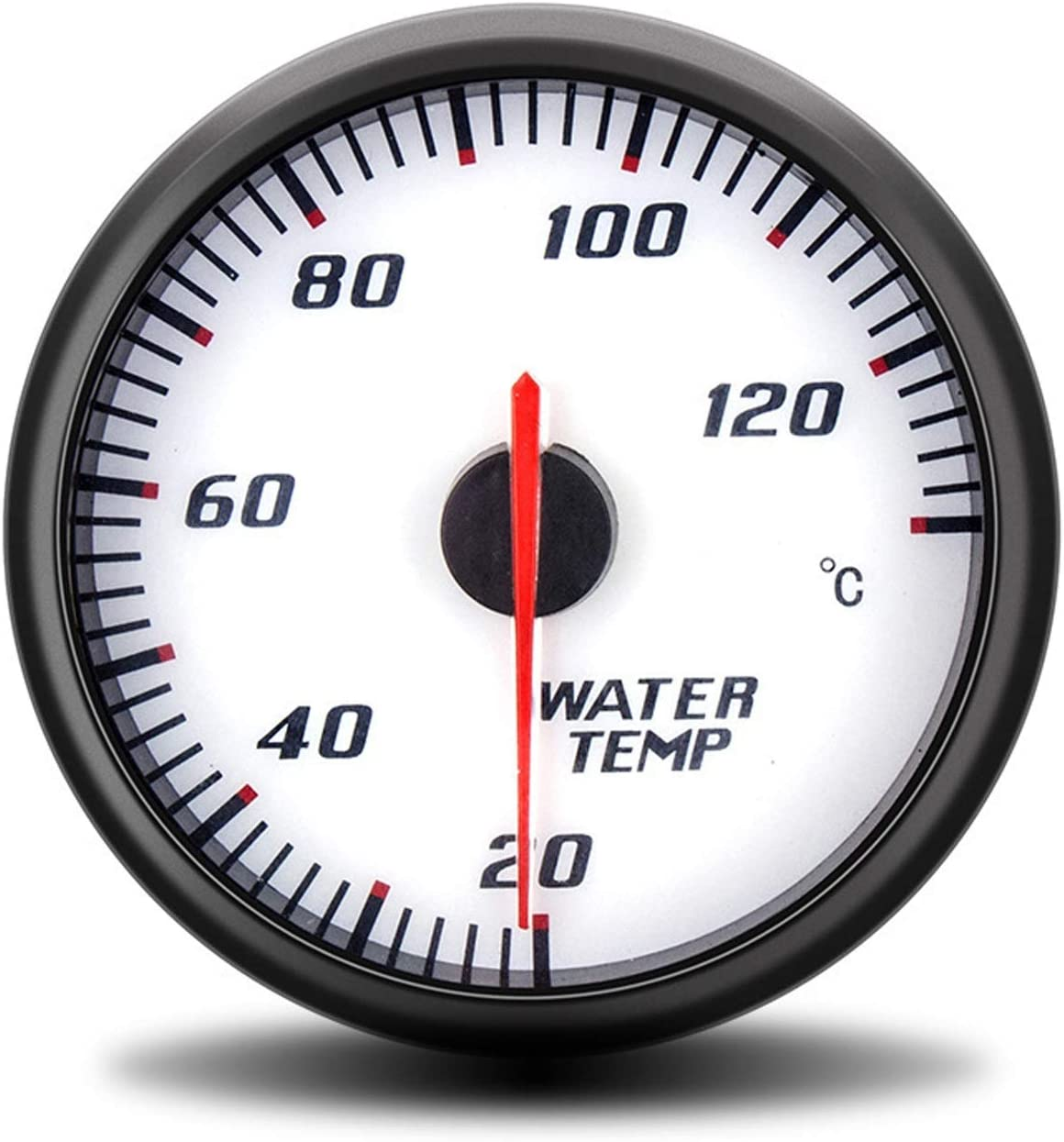 60MM Racing Modified 1 year warranty Car Motorcycle Temperature Water security Temp Gauge
