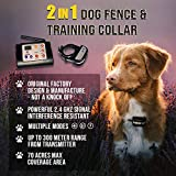Best Wireless Dog Fence - Freedom Distribution Enterprises Upgraded Wireless 2-in-1 Dog Fence Review