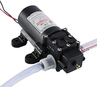 comprar comparacion Qiilu Kit de bomba de transferencia de intercambio de líquido de aceite extractor de aceite de auto 12V 60W