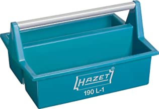 HAZET Gereedschapskist, leeg (van oplosmiddelbestendige kunststof, stabiele aluminium handgreep) 190L-1