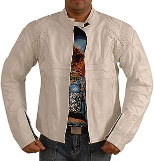 KAAZEE Jack Harper Oblivion Movie Tom Cruise Motorcycle Leather Jacket