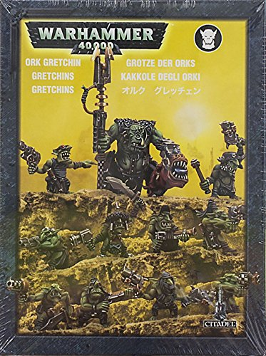 Ork Gretchin Plastic Warhammer 40k New by Games Workshop