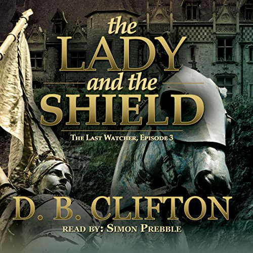 The Lady and the Shield cover art