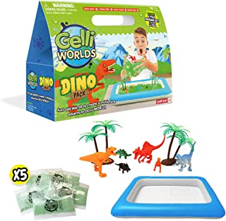 Gelli Baff Gelli Worlds Dino Pack, 75 g, 5 Use Pack