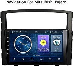 9 Pulgadas Android 8.1 GPS al GPS DVD del Coche para Mitsubishi Montero 2006-2014 Multimedia Sistema de Radio/Volante / 2DIN / 2 GB + 36 GB/USB/WiFi,con CANBUS,4G + WiFi, 1 + 16G