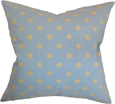 The Pillow Collection Cachoiera Stripes Throw Pillow Cover