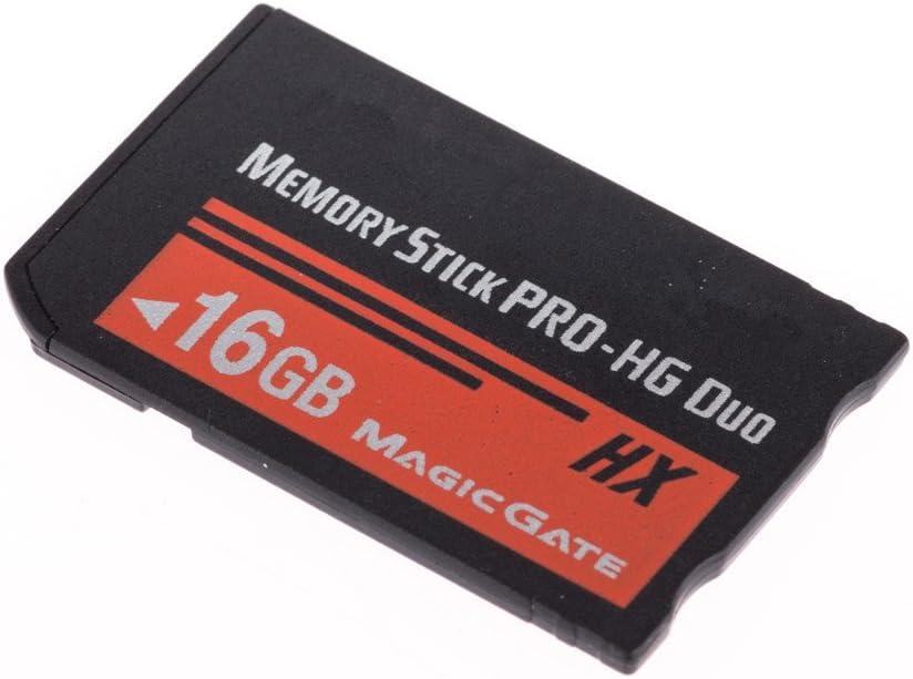 HX 16GB Memory Stick Pro-HG Duo 16GB MS-HX16GB for Sony PSP 1000 2000 3000 Memory Card Accessories