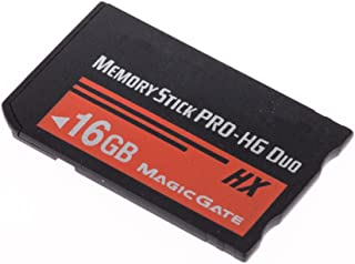 Sonyy 16GB Memory Stick Pro-HG Duo 16gb MS-HX16GB For sony PSP 1000 2000 3000 cards Accessories