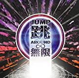 2nd Single初回盤CD DVD「JUMP AROUND ∞」(ジャンプ•アラウンド•インフィニティ)