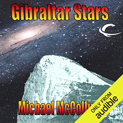 Gibraltar Stars audiobook cover art