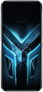 ASUS ROG Gaming Phone 3 (Elite Edition) ZS661KS Dual-SIM 512GB ROM + 12GB RAM Factory Unlocked 5G Smartphone (Black) - Int...