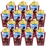 Qemsele Scatole di Popcorn, 30 Pezzi Cartone Animato Scatole...