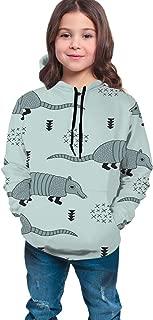 Kids Long Sleeves Hoodies Sweatshirts Fit Streetwear