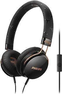 Fone De Ouvido Com Microfone Citiscape Preto Shl5305 Philips