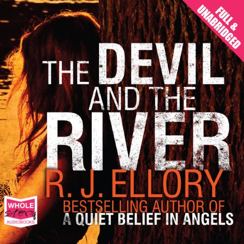 The Devil and the River audiobook cover art
