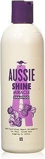 Aussie Milagro Shine Champú 300ml–pack de 6