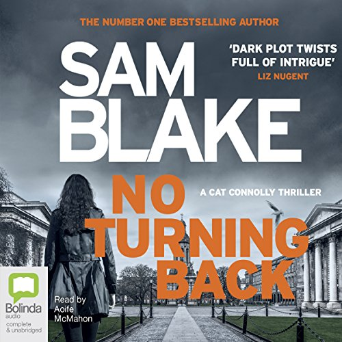 No Turning Back audiobook cover art