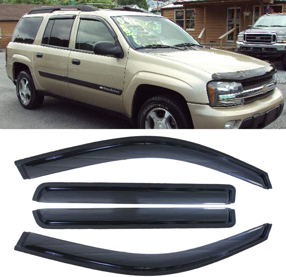2021 Challenge the lowest price new JYJ 4pcs Compatible with 02-06 Trailblazer Su Envoy XL XUV EXT
