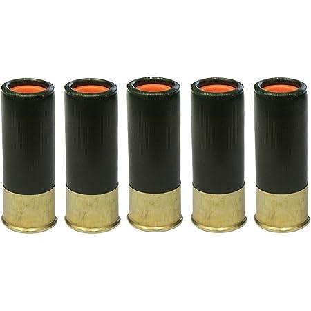 Nobrand Selle lat/érale tactique 12 Gauge 6 Round Shot Holder Kit