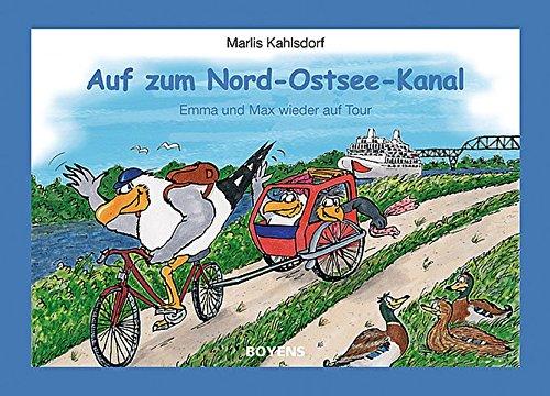 Auf zum Nord-Ostsee-Kanal: Emma und Max wieder auf Tour