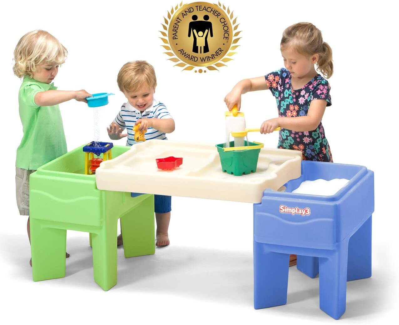 Simplay3 Kids Indoor Outdoor Sand Table with Water New products, world's highest quality popular! and 5 popular Activity