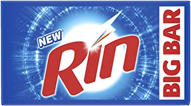 RIN Detergent Bar - 250 g (Pack of 4)