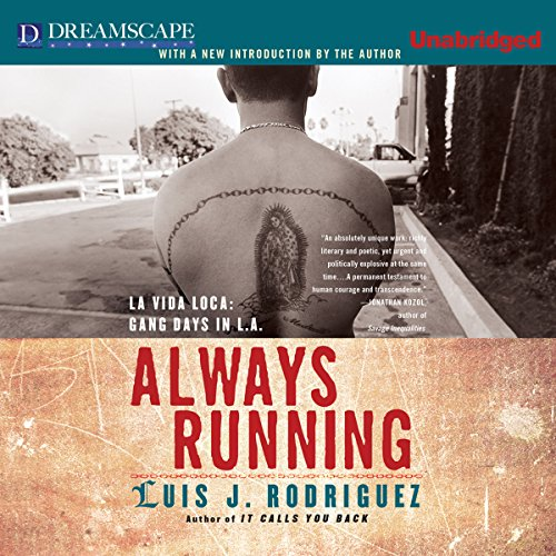 Always Running audiobook cover art