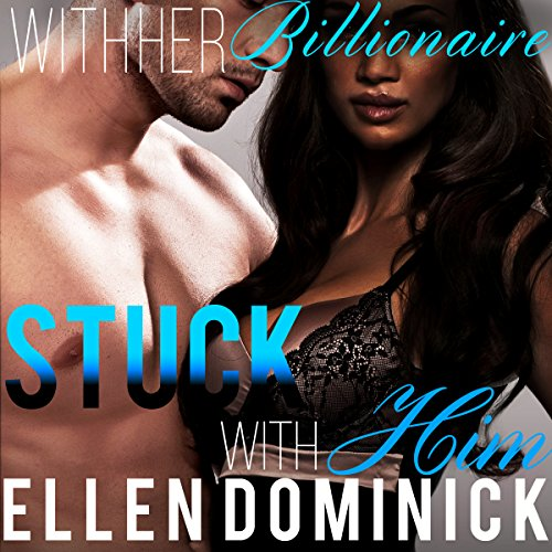 Stuck with Him audiobook cover art