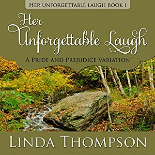 Her Unforgettable Laugh: A Pride and Prejudice Variation Titelbild