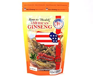 Hsu's Ginseng SKU 0010-8   Cultivated Ungraded Roots   Cultivated Wisconsin American Ginseng Direct from Hsu's Ginseng Gar...
