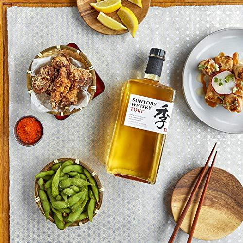 Suntory Whisky Toki Japanischer Blended Whisky mit feinem, süßen und würzigem Abgang, 43% Vol, 1 x 0,7l - 3